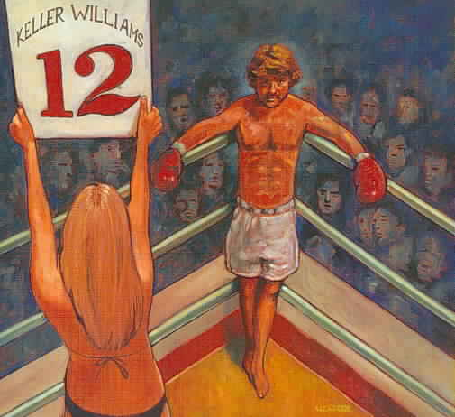 12 BY WILLIAMS,KELLER (CD)