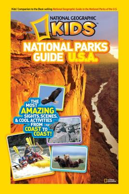National Parks Guide U.s.a. By National Geographic Society (U. S.)